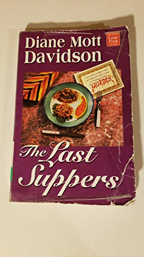The Last Suppers: Diane Mott Davidson