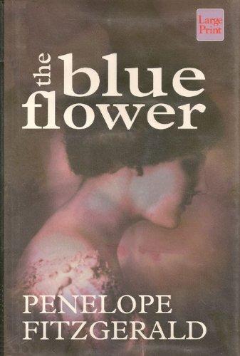 9781568956701: The Blue Flower (Wheeler Large Print Book Series)