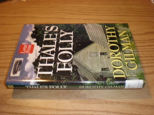 Thale's Folly (9781568957418) by Dorothy Gilman