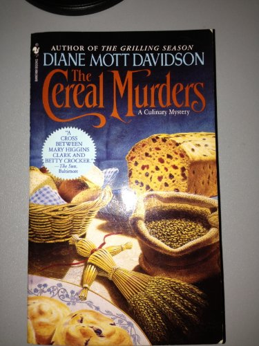 The Cereal Murders: Davidson, Diane Mott
