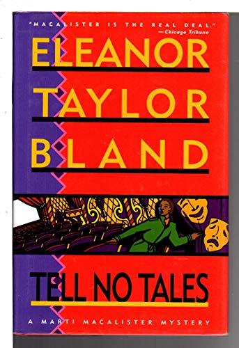9781568957562: Tell No Tales