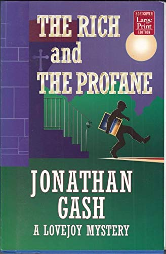 9781568957944: The Rich and the Profane (Wheeler Softcover)