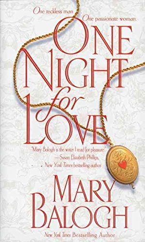 9781568957951: One Night for Love (Wheeler Large Print Book Series)