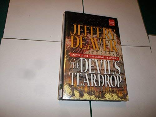 9781568958040: The Devil's Teardrop