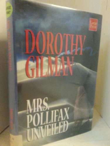 9781568958262: Mrs. Pollifax Unveiled (Wheeler Large Print Book Series)