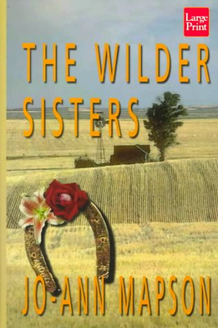 9781568958668: The Wilder Sisters (Wheeler Hardcover)