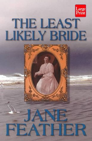 9781568958774: The Least Likely Bride (Wheeler large print book series)