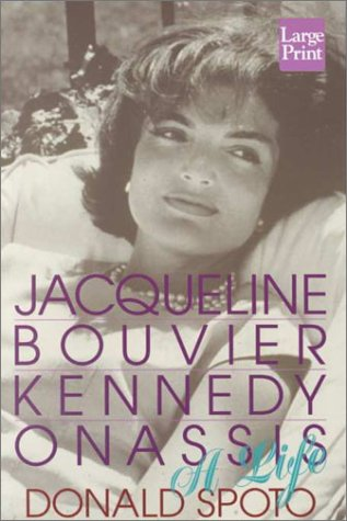 9781568958958: Jacqueline Bouvier Kennedy Onassis: A Life