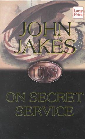 9781568959054: On Secret Service (Wheeler large print book series)