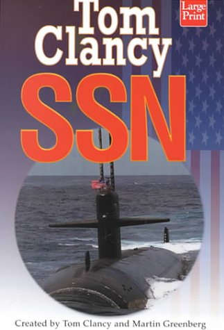 9781568959344: Ssn (Wheeler large print book series)
