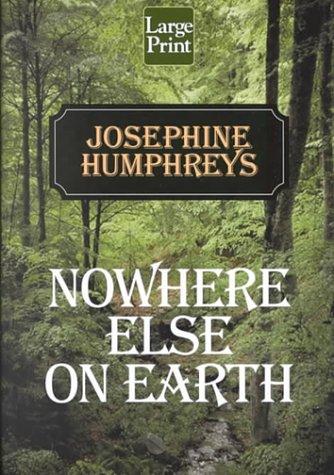 9781568959573: Nowhere Else on Earth (Wheeler Romance)