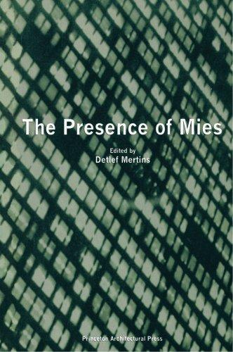 9781568980133: Presence of Mies