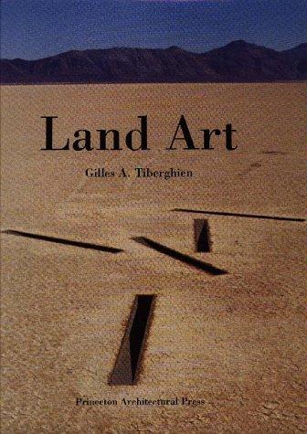 Land Art: Tiberghien, Gilles A.