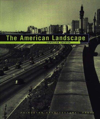 American Landscape: Zapatka, Christian