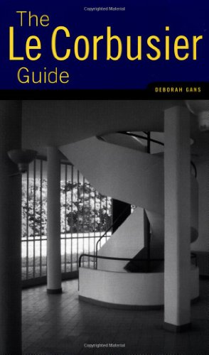 9781568981192: Le Corbusier Guide: Updated and Expanded Edition