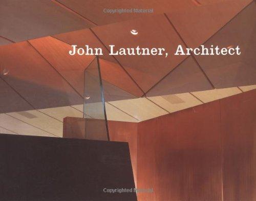 John Lautner, Architect: Frank Escher