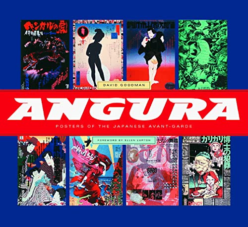 9781568981789: Angura: Posters of the Japanese Avant-Garde