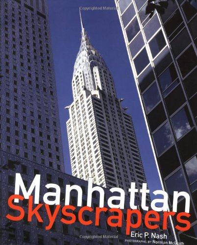 9781568981819: Manhattan Skyscrapers