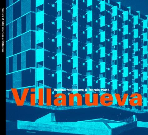 9781568982045: Carlos Raul Villanueva (Masters of Latin American Architecture Series)