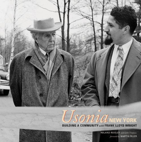 Usonia, New York: Building a Community With Frank Lloyd Wright