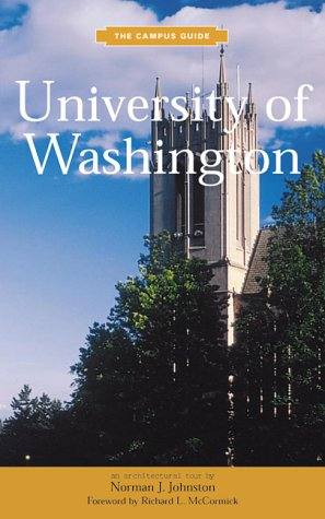 9781568982472: The Campus Guides: University of Washington
