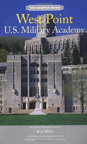 9781568982946: The Campus Guides: West Point U.S. Military Academy : An architectural Tour