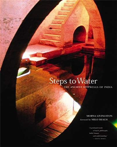 9781568983240: Steps to Water - the Ancient Stepwells of India /Anglais