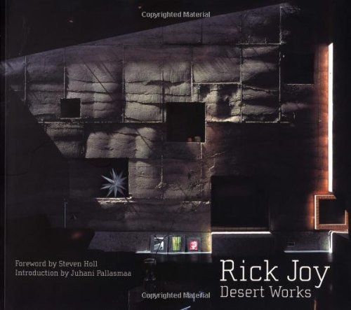 9781568983363: Rick Joy: The Desert Works (New voices in architecture)