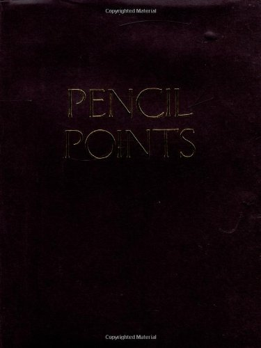 9781568983523: Pencil Points Reader: Selected Readings from a Journal for the Drafting Room, 1920-1943