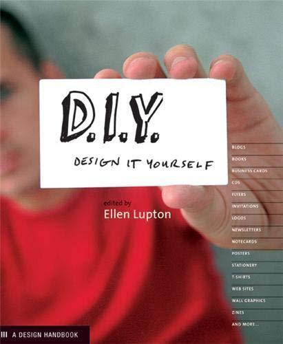 9781568985527: D.I.Y.: Design It Yourself (Design Handbooks)