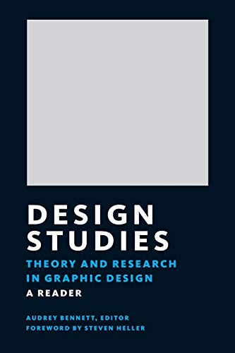 9781568985862: Design Studies: Theory and Research in Graphic Design