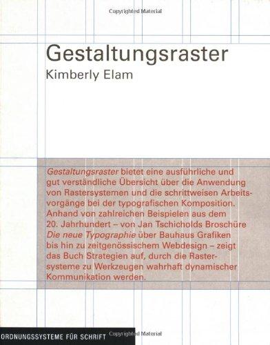 9781568985893: Gestaltungsraster: Ordnungssysteme Fa1/4r Schrift
