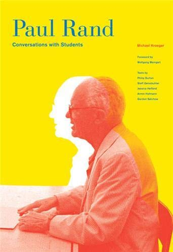9781568987255: Paul Rand: Conversations with Students