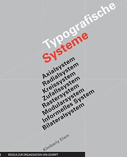 Typografische Systeme (German Edition): Elam, Kimberly