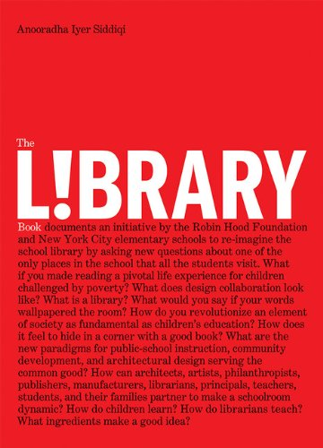 9781568988320: Library Book, The: Design Collaborations in the Public Schools