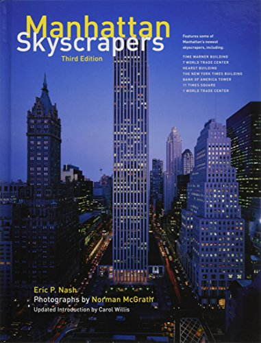 9781568989679: Manhattan Skyscrapers: Third Edition