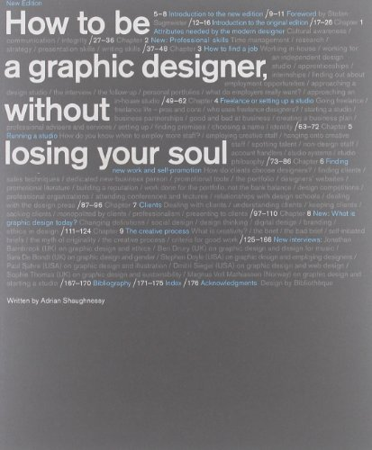 9781568989839: How to Be a Graphic Designer Without Losing Your Soul