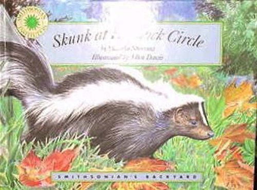 Skunk at Hemlock Circle (Smithsonian Backyard): Sherrow, Victoria