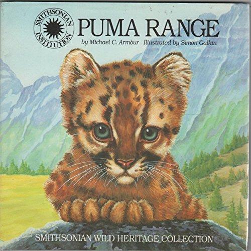 9781568990545: Puma Range (Smithsonian Wild Heritage Collection)