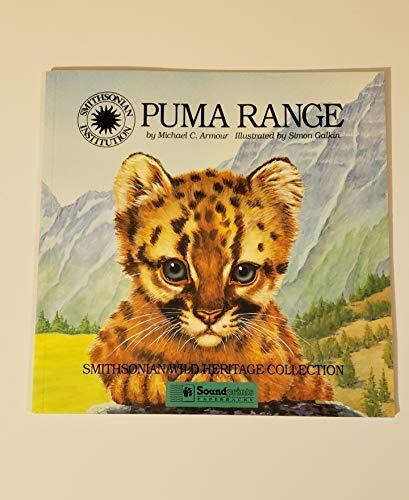9781568992020: Puma Range (Smithsonian Wild Heritage Collection)