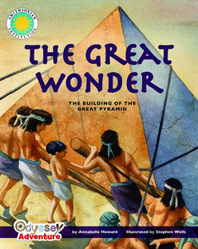 The Great Wonder: The Building of the: Annabelle Howard