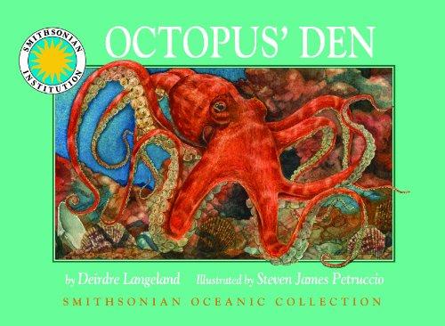 9781568994741: Octopus' Den - a Smithsonian Oceanic Collection Book (Mini book)
