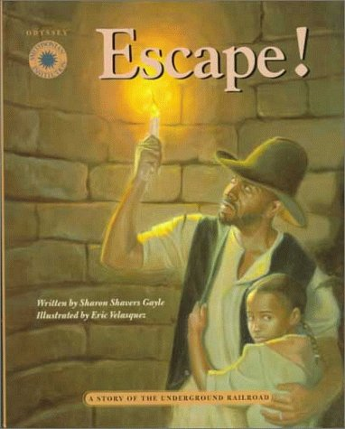 9781568996226: Escape!: A Story of the Underground Railroad