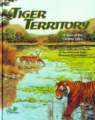 9781568997209: Tiger Territory: A Story of the Chitwan Valley - a Wild Habitats Book (with poster) (Soundprints, the Nature Conservancy)
