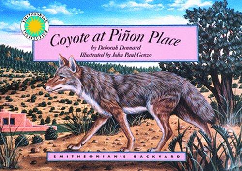 Coyote at Pinon Place (Smithsonian's Backyard): Deborah Dennard