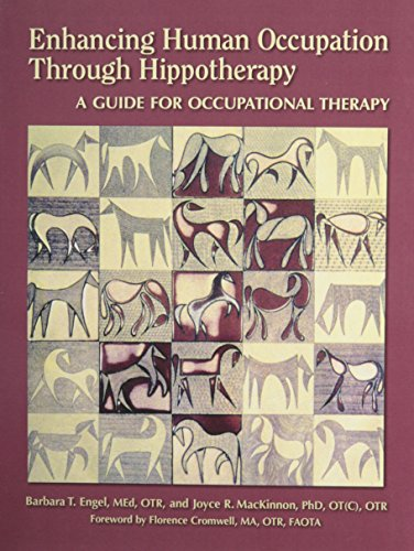 9781569002322: Enhancing Human Occupation Through Hippotherapy: A Guide for Occupational Therapy