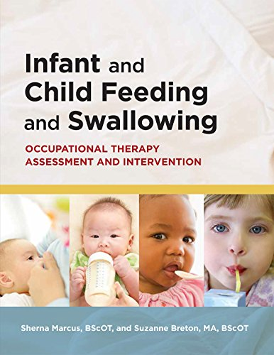9781569003480: Infant and Child Feeding and Swallowing: Occupational Therapy Assessment and Intervention