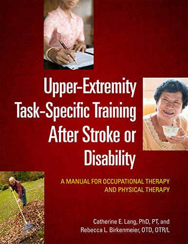 9781569003497: Upper-Extremity Task-Specific Training After Stroke or Disability