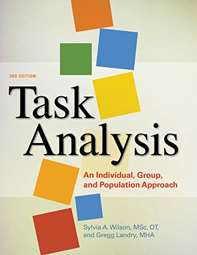 9781569005347: Task Analysis: An Individual and Population Approach, 3rd Edition