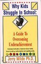 9781569014103: Why Kids Struggle in School: A Guide to Overcoming Underachievement
